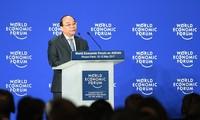 阮春福在2017世界经济论坛东盟峰会开幕式上发表重要演讲