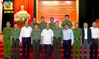 阮春福:将经济社会发展、融入国际经济与保障经济安全和谐结合