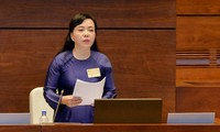 越南全国选民对国会14日的质询活动给予积极评价