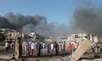 索马里发生连环爆炸袭击造成约500人死伤