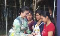 越南祖国阵线成立87周年:发挥大团结精神 建设幸福生活