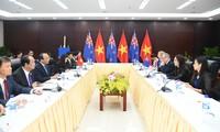 为越南与新西兰关系注入新动力