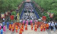 富寿省为2018年雄王祭祖日暨庙会做好准备