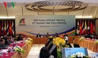 大湄公河次区域高官会在GMS-6前夕举行