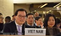 越南支持国际社会为核裁军作出的努力