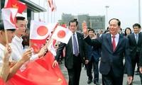 日本媒体重点报道陈大光访日行程