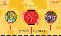 精彩的2018年日本文化节在河内举行
