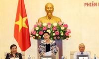 越南第14届国会常委会第25次会议开幕