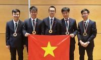 越南学生在国际物理学奥林匹克竞赛上取得优异成绩