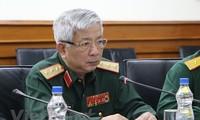 越印国防政策对话展示双方高度政治互信