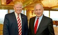 美国和以色列加强盟友关系