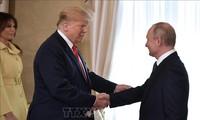 普京:美国希望改善双边关系