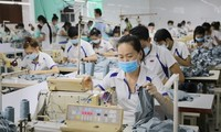 越南纺织品服装业增长质量明显改善