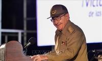 劳尔·卡斯特罗谴责美国重拾敌视古巴政策