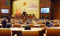 越南国会办公厅继续革新与改进