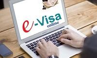 越南调整适用电子签证的国家名单