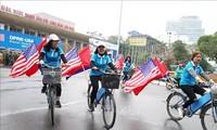 日本媒体:越南正发挥促进和平伙伴的作用
