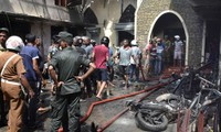 越南对斯里兰卡爆炸袭击事件造成严重伤亡表示慰问