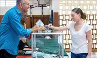 欧洲议会选举:选民参加决定性投票
