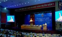阮春福:北部重点经济区要保持经济中心地位