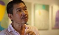 画家黎铁钢北中南巡讲《椅子的故事》