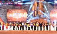 越南传统武术国际联欢节闭幕