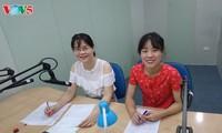 志愿者黄嘉宇对本台节目制作流程的感受