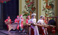 下龙的传统艺术表演活动