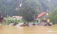 阮春福:主动做好暴雨洪水应对及后果克服工作