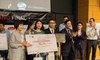 2019年全球越南人创业大赛结束:越南医学链获得一等奖