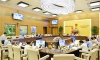 越南国会常委会听取打击犯罪、反腐工作结果报告