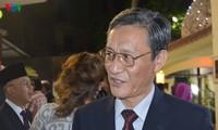 越南在建设和平过程中发挥的作用