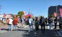 越南参加比利时工人党举办的团结节