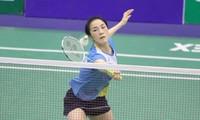 武氏庄荣获马尔代夫亚洲国际羽毛球锦标赛亚军