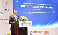 2019年智慧城市峰会:通过数字化方案建设更智慧、更安全的城市