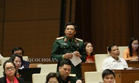 越南14届国会8次会议:提高警惕牢牢捍卫东海主权