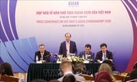 越南有决心并将2020东盟年视为头等优先