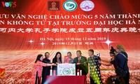河内大学孔子学院致力于促进越中文化交流
