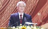 越共中央总书记、国家主席阮富仲值越南担任重要任务之际发布公开信