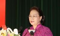 """越南国家审计署要发挥""""公平、正直、业精、人正""""精神"""
