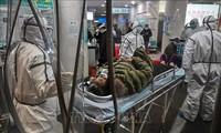 中国湖北省:新增新型冠状病毒肺炎确诊病例继续增加