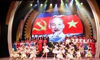 越南共产党成立90周年:将越南革命航船带向胜利彼岸的胡志明主席