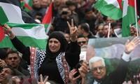 巴勒斯坦总理谴责美国的新中东和平计划