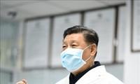 新冠肺炎疫情是中国最大的困难