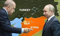 俄土在叙利亚发生新的激烈对抗