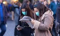 新冠肺炎疫情在西欧严重蔓延