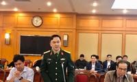越南研发的新冠病毒检测试剂盒正式发布
