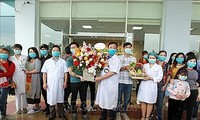越南有效应对新冠肺炎疫情
