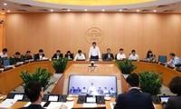越南各地采取措施积极防控新冠肺炎疫情