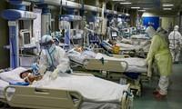全球5800多人因新冠肺炎死亡